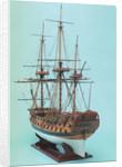 'Centurion', port stern quarter by Benjamin Slade