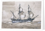 Golden Hind by Gregory Robinson