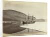 Fast to a floe under Cape Prescott, Franklin Pierce Bay, 9 August 1875 by unknown