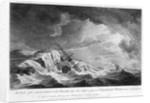 The wreck of the 'Nuestra Senora de los Remedios' (alias 'La Ninfa')... by Charles Brooking