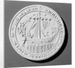 Second seal of the corporation of Winchelsea by unknown