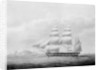 The barque 'Rory O'More' by British School