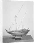 A sambuk dhow by unknown