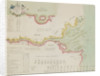 Chart of the River Thames and Estuary, 1790 by Richard Stanier