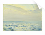 Seascape from the 'Penaglis M. Hadoulis' by John Everett