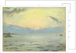 Seascape at Cobo Bay by John Everett