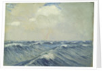 Seascape from the 'Umberleigh' by John Everett