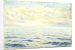 Seascape from the 'Suzanne' by John Everett