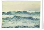 Seascape, Corbiere by John Everett