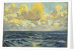 Seascape from the 'Suzanne' by Herbert Barnard John Everett