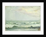 Seascape, Porthleven by John Everett
