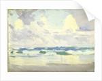 Seascape, Sennen Cove by John Everett