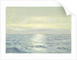 Seascape form the 'Umberleigh' by John Everett