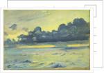 Seascape, Bermuda from the 'Birkdale' by John Everett