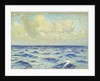 Seascape from the 'Penaglis M. Hadoulis' by Herbert Barnard John Everett