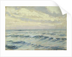 Seascape from the 'Birkdale' by John Everett