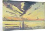 Sabine, Temm xas from the 'Birkdale' by Herbert Barnard John Everett