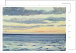 North Pacific from the 'Umberleigh' by Herbert Barnard John Everett