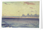 Seascape from the 'Castilian' by John Everett