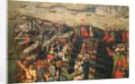 The Siege of Malta: capture of St Elmo, 23 June 1565 by Matteo Perez d'Aleccio