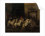 Escape of James II by unknown