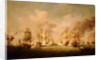The Battle of Barfleur, 19 May 1692 by Richard Paton
