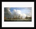 The captured Spanish fleet at Havana, August-September 1762 by Dominic Serres the Elder