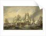 The Battle of Trafalgar, 21 October 1805 by George Chambers
