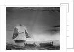 The capture of HMS 'Tickler', 4 June 1808 by British School