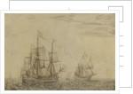 The Dutch flute 'St John Baptist' by Cornelis Pietersz Mooy