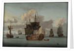 HMY 'Carolina' by L. de Man