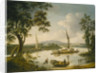 The Thames at Shillingford by John Thomas Serres