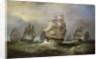 East Indiamen in the China seas by William John Huggins