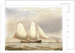 A Swansea pilot boat by HB Birchall