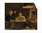 Fo'c'sle of a Berwick Smack by Thomas Sword Good
