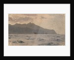Mountains and sea by John Fraser