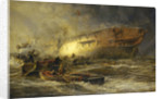 Storm and sunshine: A battle with the elements by William Lionel Wyllie
