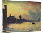 Greenwich and the Thames by Herbert Barnard John Everett