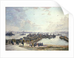 Libertymen at Lyness by Charles Ernest Cundall