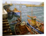 Whitby in wartime by Richard Ernst Eurich