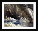Japan signs her own death warrant: attack on Pearl Harbour, 7 December 1941 by Norman Wilkinson
