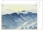 Seascape by Herbert Barnard John Everett