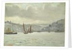 A yacht by John Everett