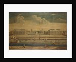 View of Greenwich by Monogrammist H.G.