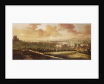 Greenwich and London from One Tree Hill, about 1680 by Johannes Vorsterman