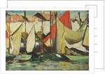 A fishing vessel by John Everett