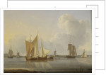 Limehouse Reach, London by William Anderson