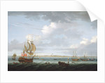 Shipping off Madras by Adam Callander