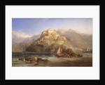 View of San Sebastian by James Webb