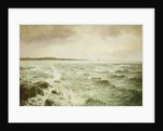 View of Whitley Bay, Northumberland by John Falconer Slater